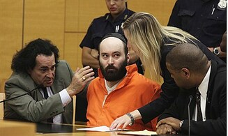 Levi Aron Sentenced to 40 Years for Kletzky Murder