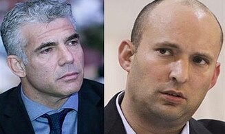 Activist to Lapid: No Gov't without Bayit Yehudi