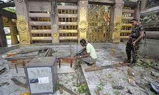 6 Suspects in Islamist Bombing of Buddhist Temple