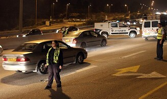 Police on heightened alert in the Negev