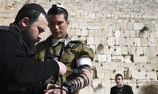 Why don't WOW ask Rick Jacobs about tefillin?
