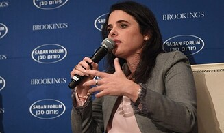 Shaked:  'We were elected to make fundamental changes'