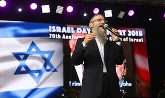 Photos: Israel Day concert at Central Park
