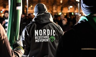Pro-Israel activists assaulted by Swedish neo-Nazis