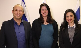 First time: Deaf candidate for Knesset