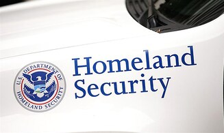 Hand-drawn swastika found in Department of Homeland Security HQ