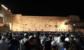 Western Wall to remain open indefinitely