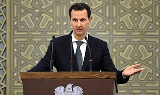 Assad: Chemical watchdog falsified report at request of US