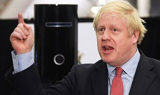 "Boris Johnson: ""Israel, do not annex"""