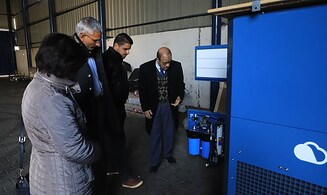 Israeli water tech inaugurated in Gaza