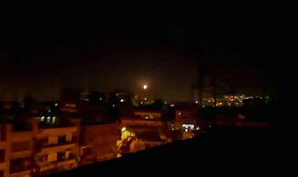 IDF attacks Islamic Jihad targets in Damascus