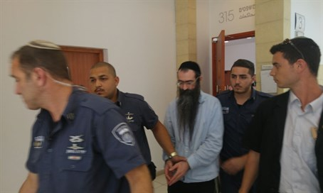 Yishai Schlissel in court