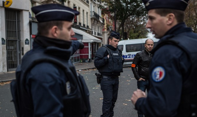French Police (illustrative)
