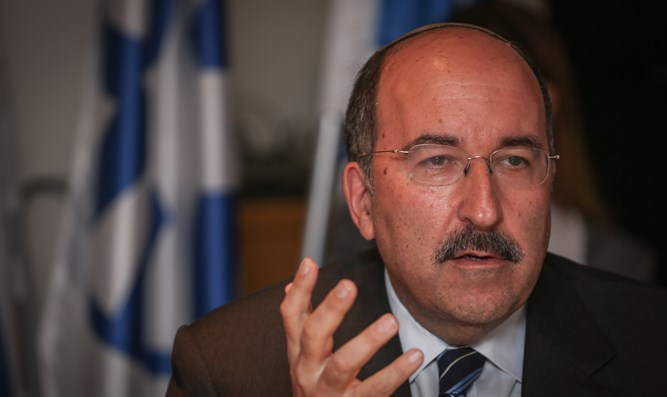 Foreign Ministry Director-General Dore Gold