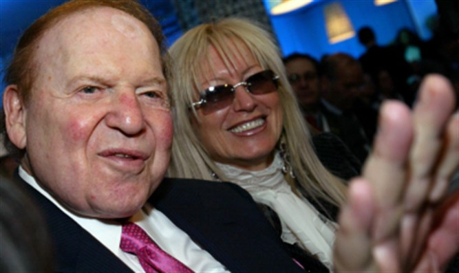 Adelsons support Trump campaign - give 75$ million - US ...
