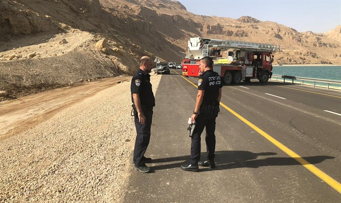 Fatal accident at Dead Sea