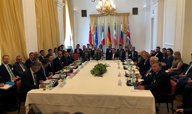 Diplomats meet in Vienna to discuss nuclear deal
