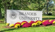 After dispute, Brandeis renews contract with president