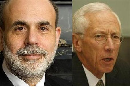 Bernanke and Fischer