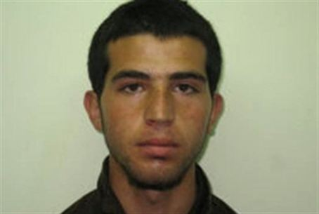 Hakim Mazen Awad, one of  the Itamar terroris