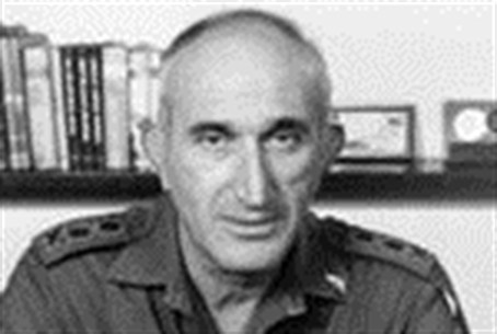 Former IDF Chief of Staff Moshe Levy z'l