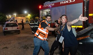 After Meron, rescue team trains with IDF for mass casualty event
