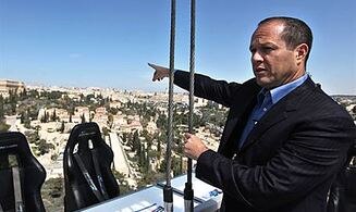 Jerusalem Mayor: No City Regulated by US President