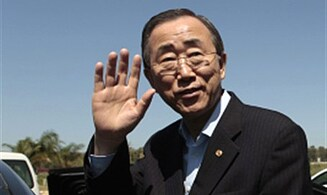 UN Officials Show PA Spirit, Bash Israel