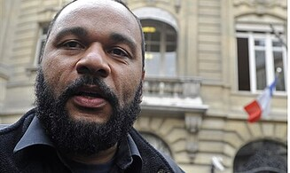 Anti-Semitic French Comedian 'Shoots' Bailiff