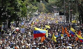 Venezuelan Protest Turns Lethal, Govt. Teeters