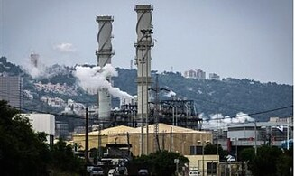Standoff with Haifa Chemical Firms Continues
