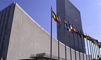 PLO Flag to Be Raised at UN Today