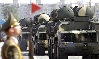 Tehran parades new S-300 missile system