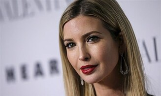 Ivanka Trump publishing book