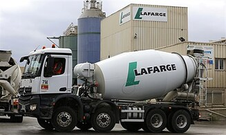 French cement company 'made deals with ISIS'