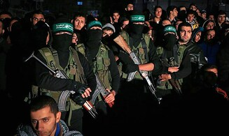 Did Israel hold talks with Hamas?