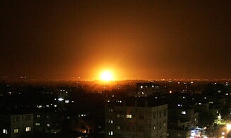 10 dead, including 5 Iranians, in Israeli airstrikes on Syria