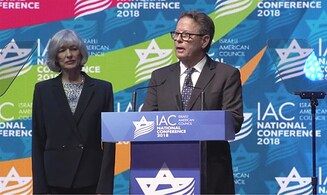 Taylor Force's parents honored by Israeli American Council