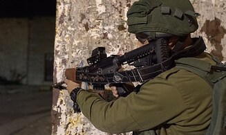 Watch: IDF forces hunt for terrorists following shooting attack