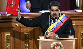 Has Venezuelan dictator trafficked in Nazi gold?