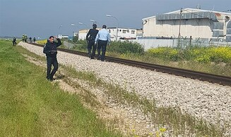 One killed in train accident in northern Israel