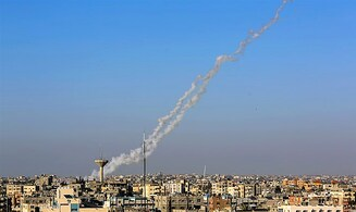 4 rockets launched from Gaza