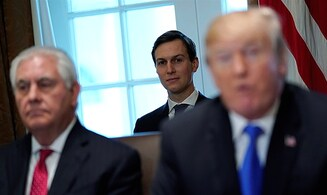 Tillerson accuses Jared Kushner of going rogue on foreign policy