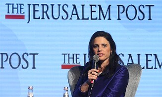 Shaked: 'I'm doing everything I can to prevent 3rd elections'