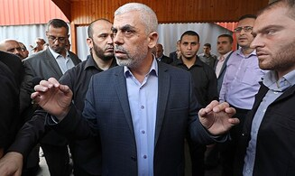 Hamas leader: If Gazans die, Israelis will be unable to breathe