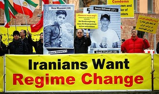 Is regime change imminent in Tehran?