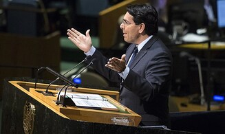 UN Ambassador Danon urges Security Council 'condemn Gaza shooting'