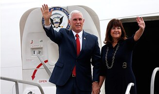 Pence's appointment with destiny