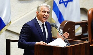 Lapid: Prepared to form a government with the Joint List