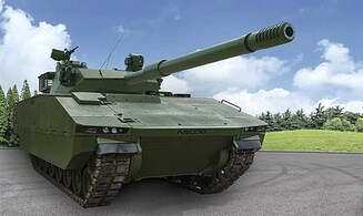 Israel's Elbit to supply Asia-Pacific country with light tanks